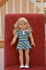 American Girl doll Lanie Holland, Retired-2010 Girl of the Year-Doll, 3 Outfits