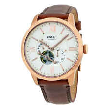 Fossil Townsman Automatic Beige Dial Men's Watch ME3105