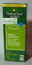 NatureSun Aroms - Huile essentielle Niaouli Bio - 30 ml