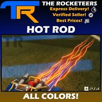 [PS4/PSN] Rocket League Every Painted HOT ROD Limited Boost RLCS Reward