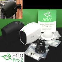 NEW ARLO PRO 2 Netgear 1080p Add-On Security Camera Wireless w SKIN >NO BATTERY<