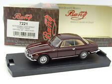 Bang 1/43 - Alfa Romeo 2000 Sprint 1960 Buby red