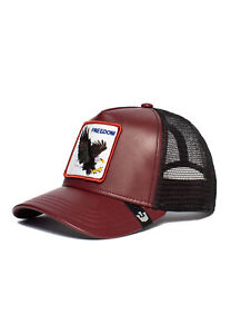 Goorin Bros. Trucker Cap BIG BIRD Rot