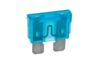 NARVA 52815BL 15A Standard Blue Fuse Blister Pack of 5
