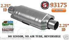 "93175 Universal Catalytic Converter ECO III 2.25"" 2 1/4"" Pipe 12"" Body"