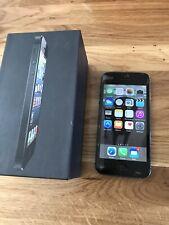 Iphone 5 64gb Unlocke Black With Box