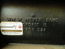 """New listing Rotary airlock 14"""" x 14"""" model 14x14 Hd, Wm M Meyer & Sons. Warranty Available"""