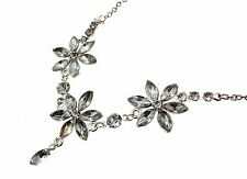 Flower Jewellery Floral Pendant Fashion necklace design 628