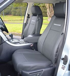 Range Rover Sport Supercharged Tailored Waterproof Leather look Seat Covers