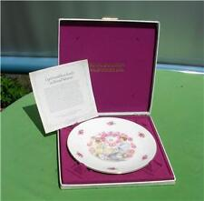 1977 Valentine'S Day plate by Royal Doulton