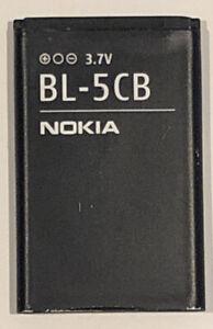 Official Nokia BL-5CB Original Replacement Battery 800mAh