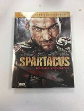 Spartacus: Blood and Sand - The Complete First Season (DVD, 2010) USED VGC L@@K