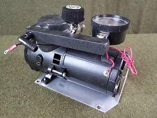 Used Thomas 107 Series 12V DC Diaphragm Vacuum Pump 107CDC20-898