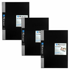 Itoya Art Profolio 13x19 Inch Storage Display Book 24 Sleeves | Pack of 3 Albums