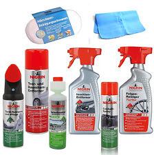 Autopflege und Reinigungsset 8 teilig NIGRIN