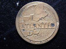 ATLANTIC RADIO COMPANY, INC BOSTON, PORTLAND, BURLINGTON TOKEN!   YY350XXX