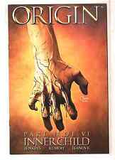 Origin #2 Paul Jenkins Andy Kubert Wolverine mini series 9.6