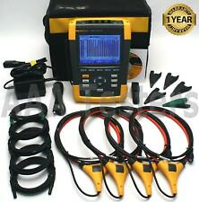Fluke 434 Series II Three Phase Power Quality Analyzer Energy Meter 434-II 2