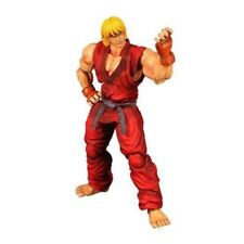SUPER STREET FIGHTER IV ARCADE EDITION PLAY ARTS Kai Ken PVC painted action F/S