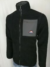 JACK & JONES HERREN FLEECE JACKE SWEATJACKE XL HOODIE JEANS MEN TRENDY TEDDY NEU