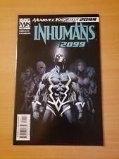 Inhumans 2099 #1 ~ NEAR MINT NM ~ (2004 Marvel Comics)