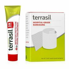 Wound Care Tube & Medical Grade Bandages - 3X Faster Healing Dr. Recommended