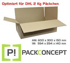 DHL Karton BRAUN 600 x 300 x 150 mm optimal als DHL Päckchen 2Kg Karton, #7