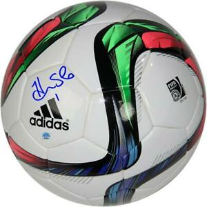 Hope Solo Signed 2015 Fifa World Cup Soccer Ball Steiner Sports Certified