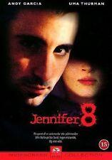 JENNIFER 8 (Andy Garcia)  -  DVD - PAL Region 2 sealed