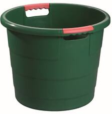 Garantia Rundbehälter Toni grün 30 Liter universal Eimer Behälter