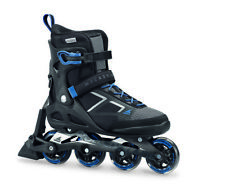 Rollerblade Macroblade 80 Abt Black Blue Mens Inline Skates Size 11m
