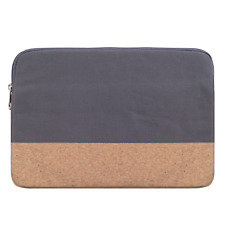 """Laptop Sleeve Bag Carry Case Pouch Cover For MacBook Air 12"""" 2017 Tablet Grey"""