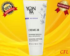 Yonka Creme Cream 28 Dehydrated Dry Skin 1.79oz(50ml) Fresh New EXP 10/2018