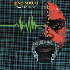 Gino Soccio - Face to Face ( AUDIO CD in JEWEL CASE ) FREE SHIPPING