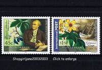 2001 - Australia - Joint issue with Sweden set of 2 - MNH