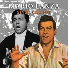 CD Mario Lanza Sings Caruso + Best Of Enrico Caruso - Coffret 2 CD