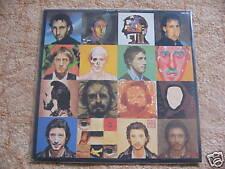 LP THE WHO - FACE DANCES + POSTER / excellent état