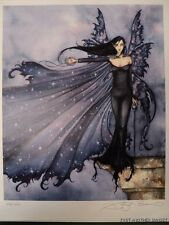 Amy Brown Cloak of Stars LE Print Signed Fairy Faery Limited Edition NEW