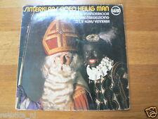 LP RECORD VINYL SINTERKLAAS GOED HEILIGMAN EN ZWARTE PIET WESTSIDE