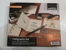 30 Piece Caligraphy Set