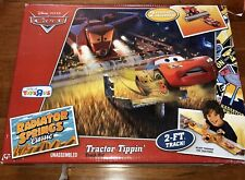 Disney Pixar Cars Radiator Springs Classic Tractor Tippin Playset Toys R Us New