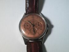 watch VERY RARE TISSOT CHRONOGRAPH WITH LEMANIA CH27 C12 (OMEGA 321), needs