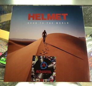 HELMET- Dead To The World LP On Vinyl [IMPORT] Page Hamilton