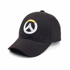 Overwatch OW Embroidered Adjustable Hip Hop Hat Peaked Baseball Costume Props