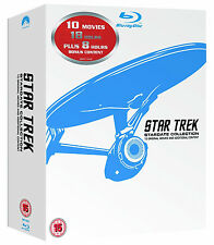 STAR TREK Stardate Collection [Blu-ray Box Set] Original 1-10 Movies Remastered