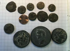 Ancient Coin Lot From Estate No Reserve