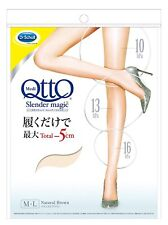 Dr. Scholl Medi Qtto SLENDER MAGIC Pantyhoses, Natural Brown, M-L Size