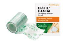 Opsite Flexifix Transparent Film Roll 10cm X 1m
