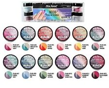 Mia Secret Mood  Nail Art Acrylic Powder 12 Colors  Color Change Authentic Brand