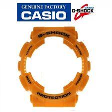 Casio G-Shock GD-100 Yellow Genuine Casio Factory Bezel